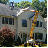 Roof Cleaning Equipt
